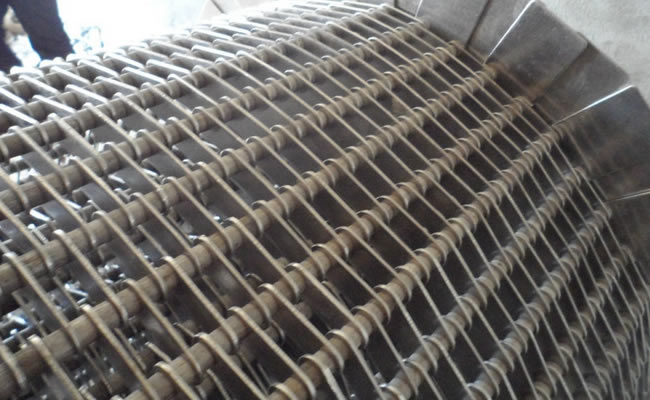 Barbecue Grill Netting Ornamental Fence Shale Shaker